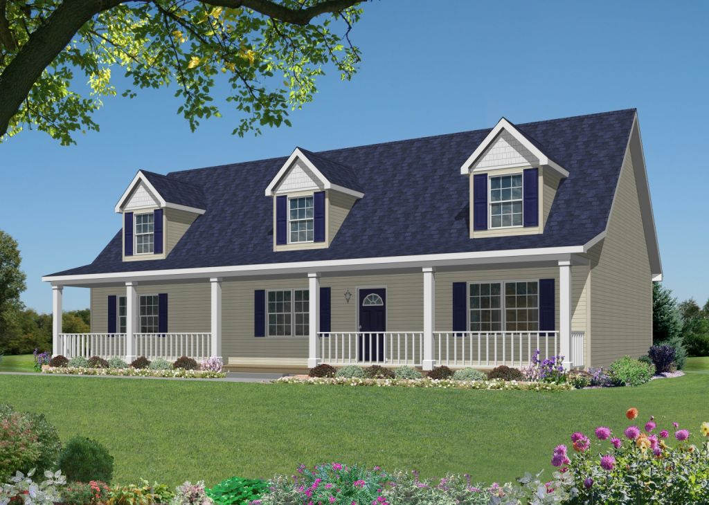 Cape cod homes for sale catskills ny hudson valley for Cape style modular homes