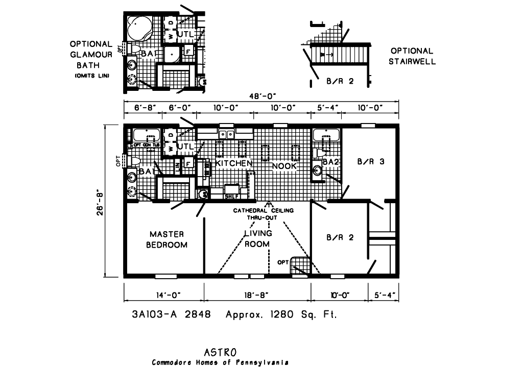 astro double wide ranch home best home design and plan d1 the liberty place apartments